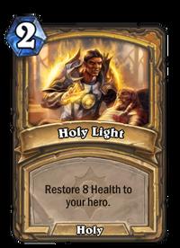 Holey Light
