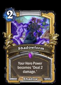 Shadowform - Hearthstone Wiki