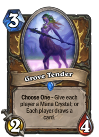 Gift of Cards - Hearthstone Wiki
