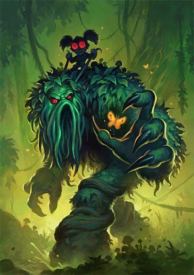 Bog Creeper Hearthstone Wiki