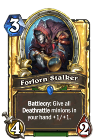 how to get forlorn set