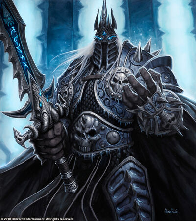 lich king hearthstone mission guide