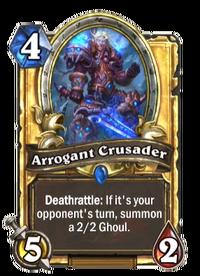 Arrogant Crusader(62930) Gold.png