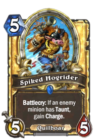 Spiked Hogrider(49687) Gold.png