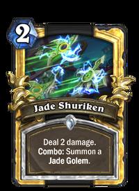 Jade Shuriken(49711) Gold.png