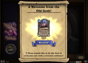 Whispers of the Old Gods promotion C'Thun.jpg