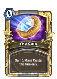 how to win coins in hearthstone