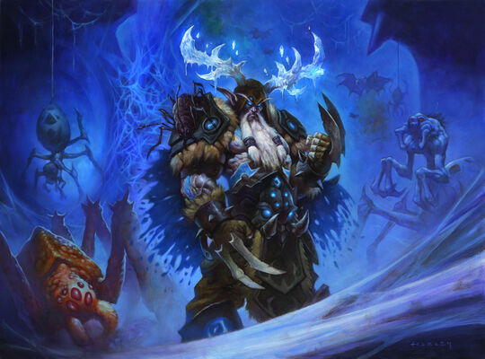 Malfurion The Pestilent Hearthstone Wiki