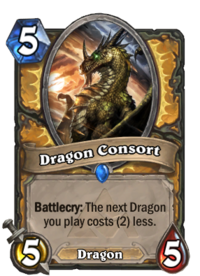 Image result for hearthstone dragon