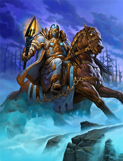 Mysterious Challenger Hearthstone Heroes Of Warcraft Wiki