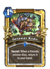 Getaway Kodo(49640) Gold.png