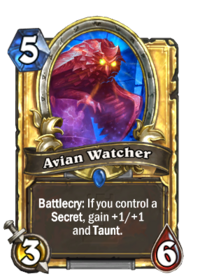 Avian Watcher(42044) Gold.png