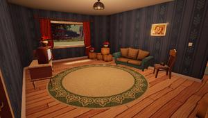 Living Room Official Hello Neighbor Wiki