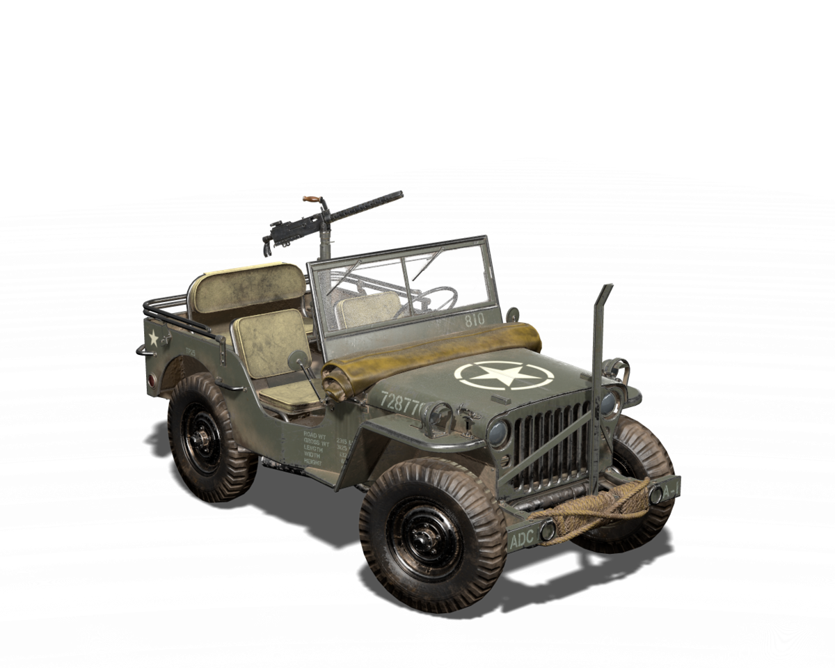 Truck 1 4 Ton 4x4 Official Heroes Amp Generals Wiki