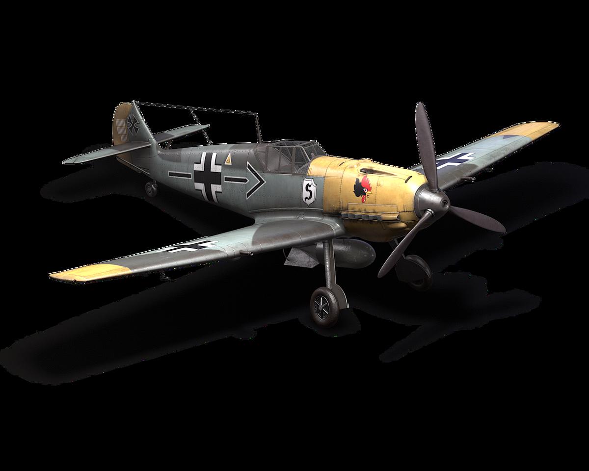 Messerschmitt Bf 109E-4 - Official Heroes & Generals Wiki