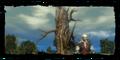 Geralt witnessing Celinas murder.png
