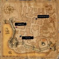 Karte der Quest