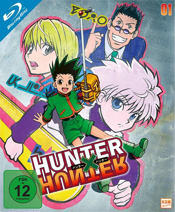 Hunter X Hunter Episodenliste