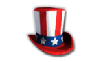 Uncle Sam's Hat Red.png