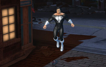 Superman RegenerationMatrix InGame2.jpg