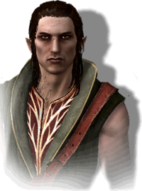 Cedric in The Witcher 2