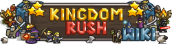 Kingdom Rush Wiki Wordmark