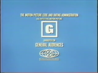 MPAA G Rating (Change of Habit Variant)