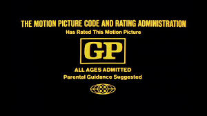 MPAA GP Card Yellow