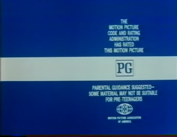 Flash Gordon MPAA ID