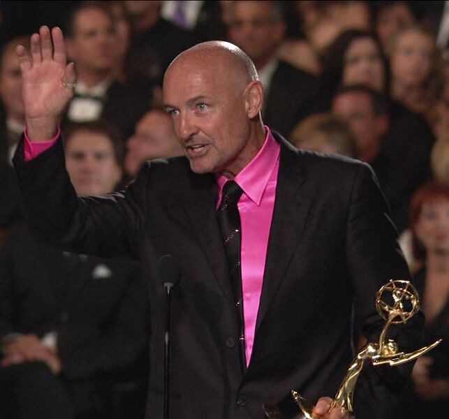 Terry O'Quinn At the 2007 Emmy Awards