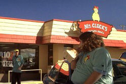 Mr. Cluck's Fast Food Restaurant