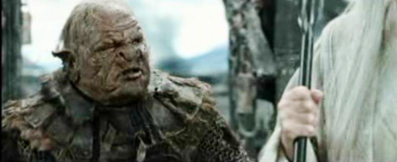 Orc Captain at Isengard