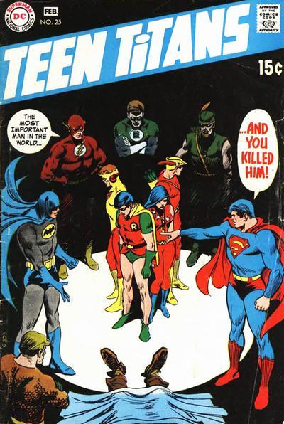 Teen Titans 25