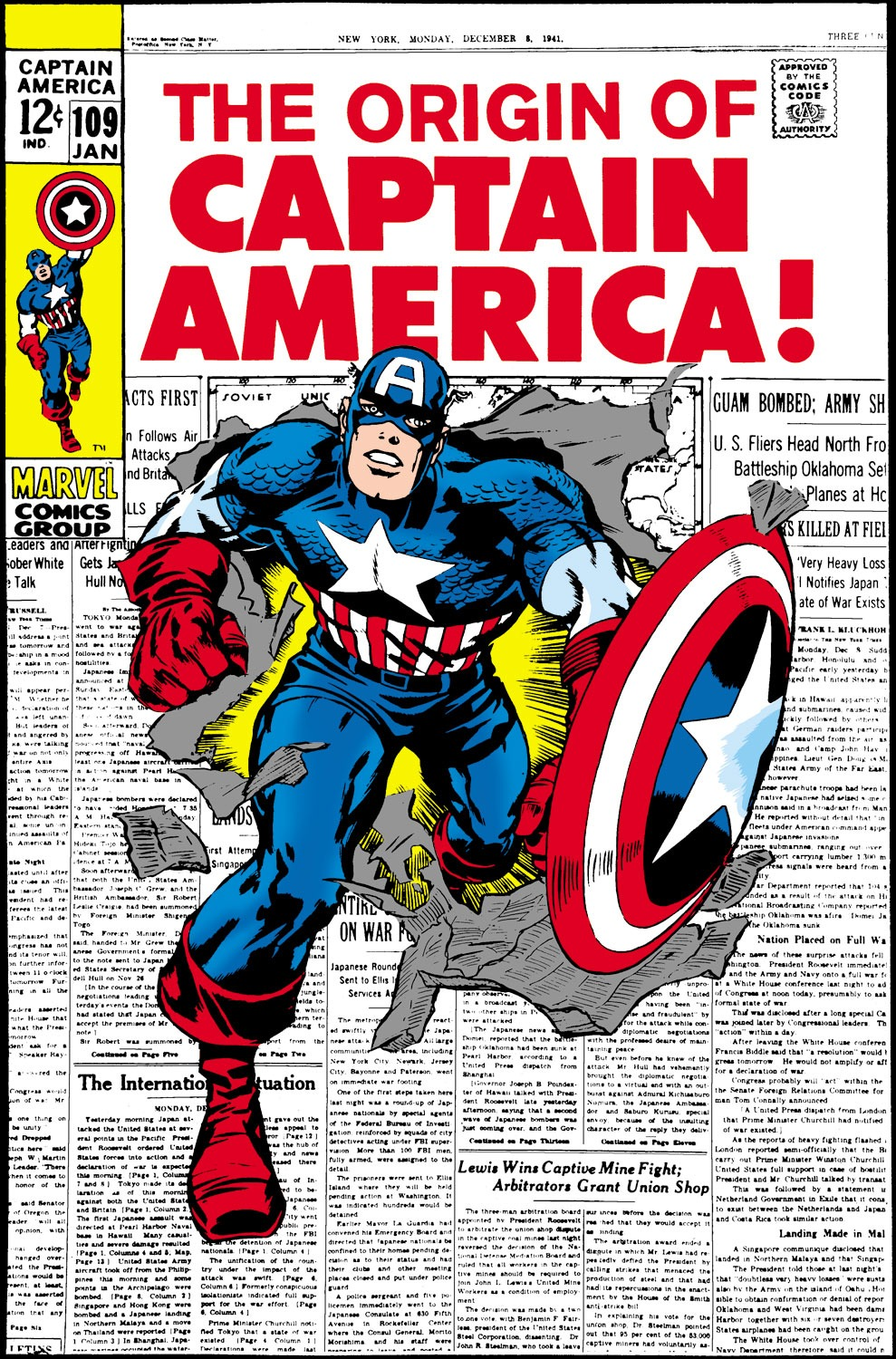 Captain America Peggy Real Name