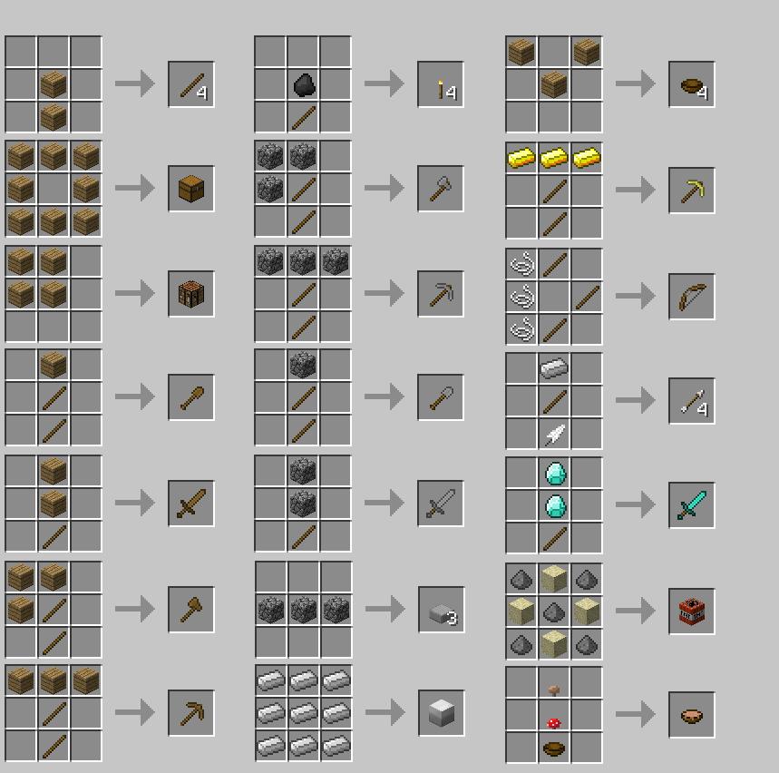 адонны к build craft к майнкрафту 1.7.2 #1