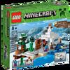 LEGO Minecraft Das Versteck im Schnee.png