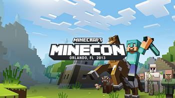 2013 minecon server