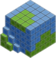 Minecraft Wiki Cube right.png