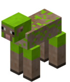 Mouton vert clair tondu.png