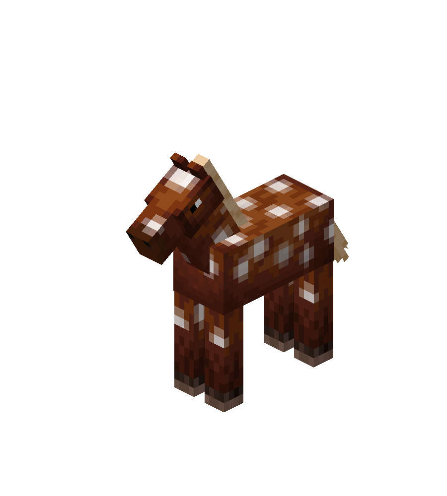Baby Chestnut Horse with White Spots.png
