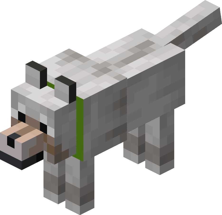 Tamed Wolf with Lime Collar.png