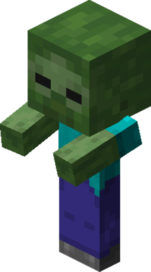 Zombie Vi Official Minecraft Wiki