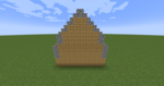 Tutorials Curved Roofs Official Minecraft Wiki