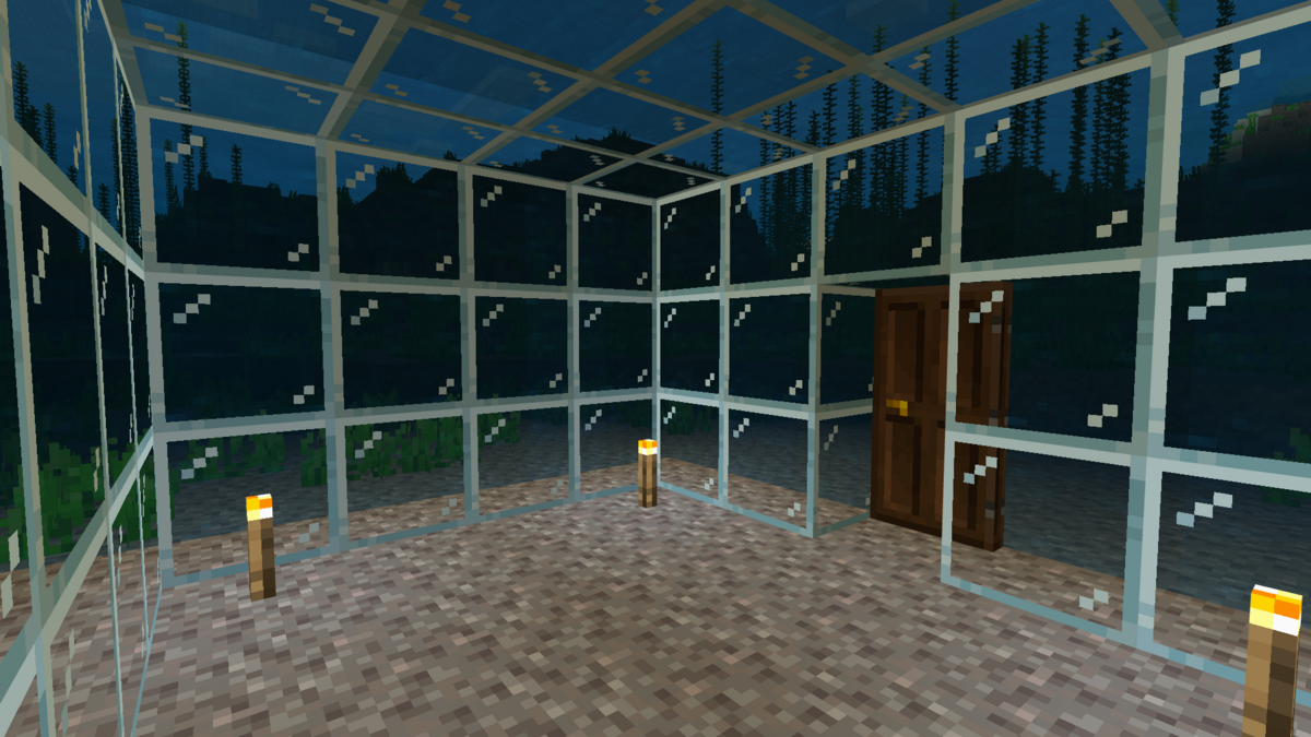Tutorials Underwater Home Official Minecraft Wiki