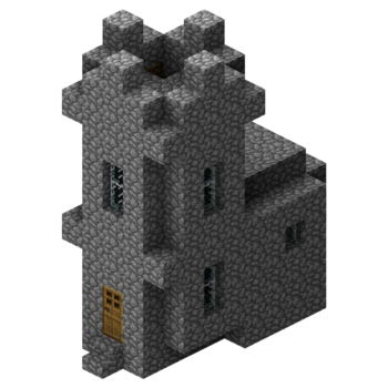 Minecraft Wiki Projects Structure Blueprints Village