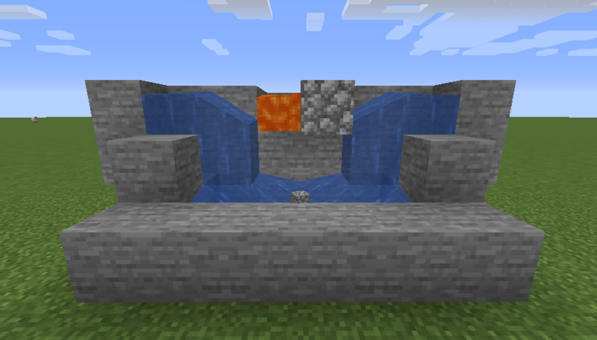 tutorialscobblestone farming � official minecraft wiki