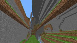 Minecraft Wiki Far Lands - Kelas Baca b