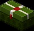 Как сделать рождественский сундук в майнкрафт