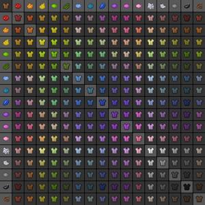 Как сделать пурпурный краситель в minecraft