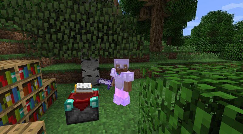 Minecraft 1.9 pre-release 4
